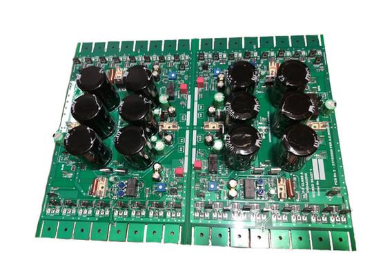 WB power amplifier