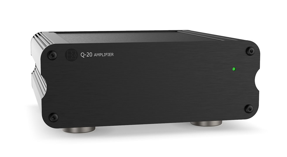 EWA Q-20 power amplifier from Colin Wonfor