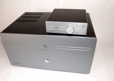 Tellurium Q Listen and Iridium 20 amplifiers