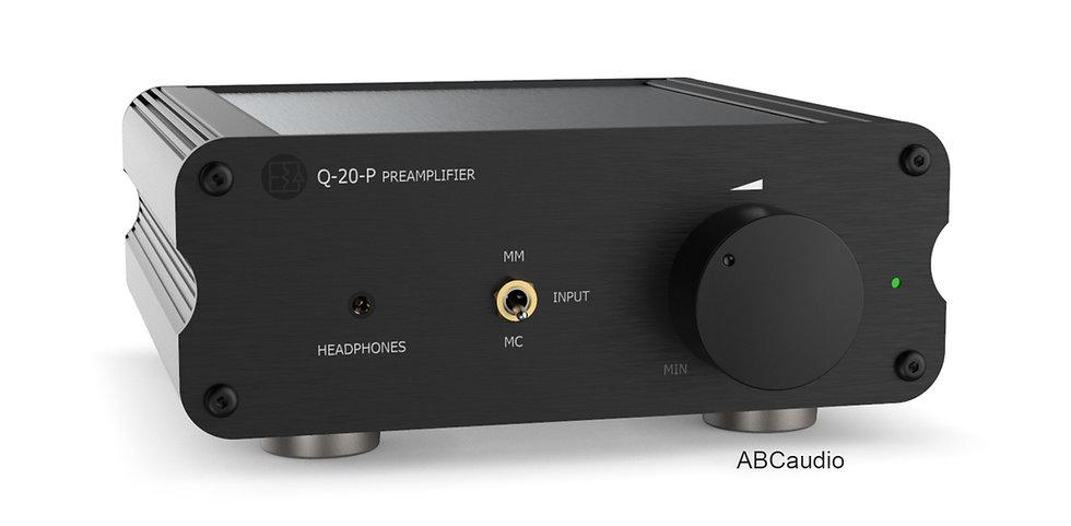 EWA Q-20-P Pre-Amp & Headphone Amp
