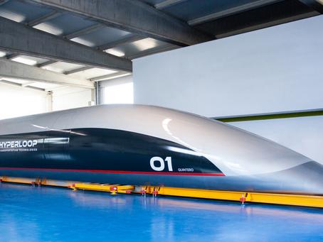 Projeto Hyperloop é apresentado ao G30