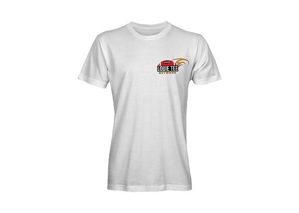 White Orig LTN LC Tee.png