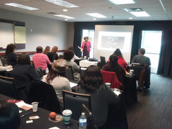 L.J. CSUSB Alumni Workshop