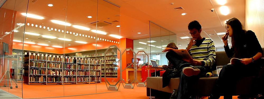 Warwick University Library