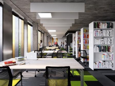 University of Birmingham's Library