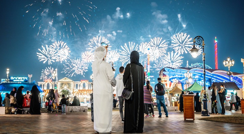 Dubai for New Year's Eve🍾