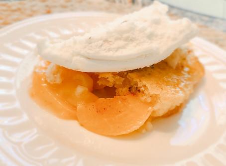 Old-Fashioned Peach Cobbler Recipe