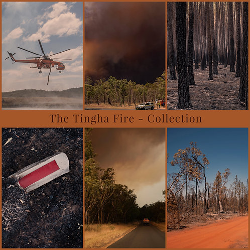 The Tingha Fire Collection