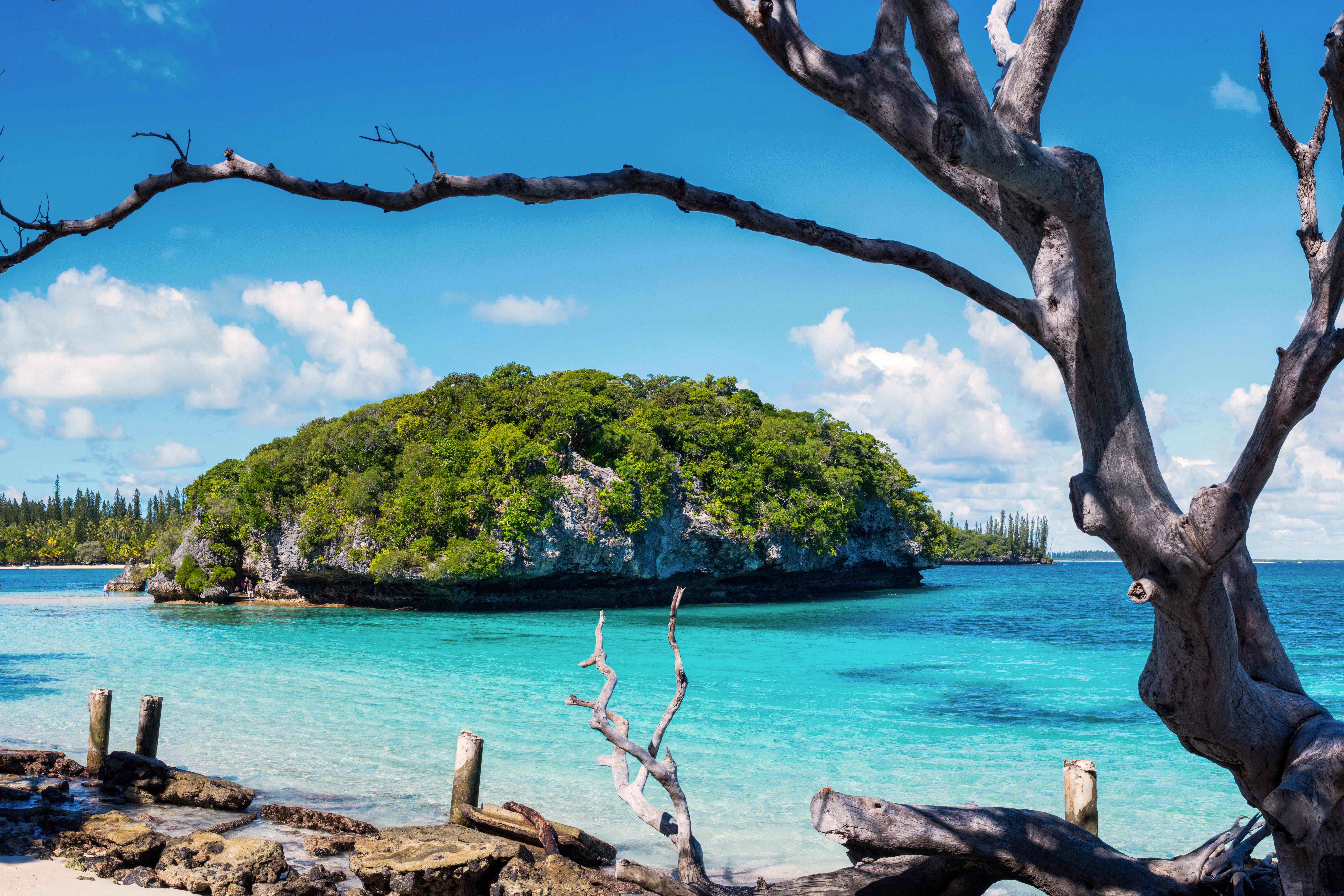 Isle of Pines, Vanuatu8.1