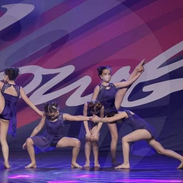 Paradigm Dance Project at Competition 2021