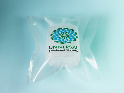 The Traditional Deodorant Stone 100g. Pure Alum Crystals