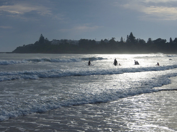 A last surf
