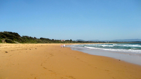 Cuburra Beach