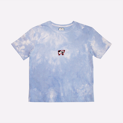 cow in the sky t-shirt
