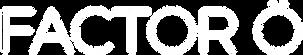 FACTOR Ö Logo