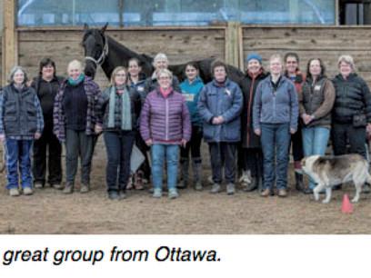 Report from Ottawa