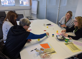"Inspiring Change - ""Excellent training that can be used in my everyday practice with young peop"