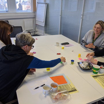 """Inspiring Change - """"Excellent training that can be used in my everyday practice with young peop"""