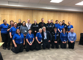"""""""Exceptional training and delivery by Steve."""" Inspiring Change 2020 with Staffordshire Police"""