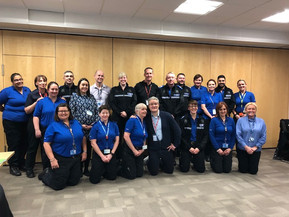 """Exceptional training and delivery by Steve.""  Inspiring Change 2020 with Staffordshire Police"