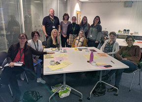 """""""The best two-day course I have been on in a long while."""" Inspiring Change 2020 with Cheshire E"""