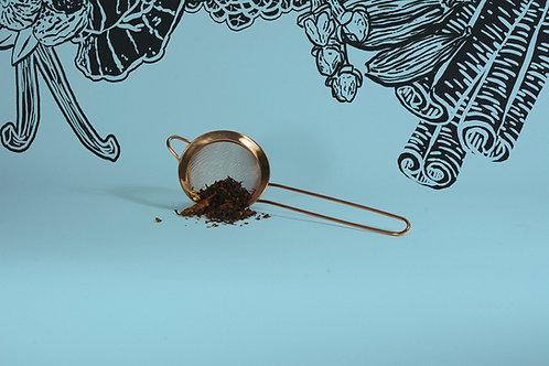 Chai Walla Rose Gold Tea Strainer