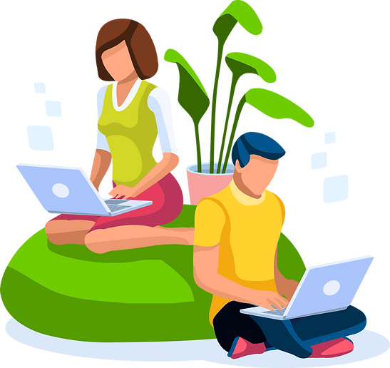 Home-Office-Collection-Isometric-People-