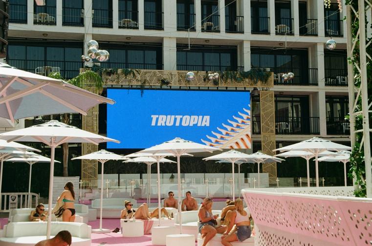 Trutopia x Ibiza Rocks