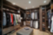 Custom Closet Cabinets and Storage by Nickols Cabinetry & Design Inc.