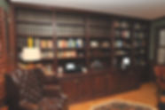 Custom Home & Business Offices by Nickols Cabinetry and Design Inc.