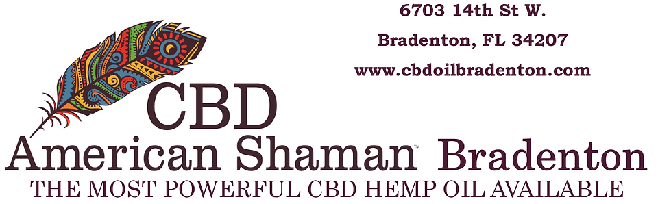 CBD_Store_American_Shaman_Bradenton_logo