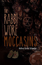 Rabbi Wore Moccasins cover