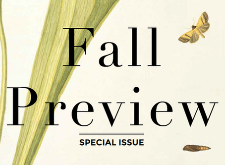 """""""Unmasked"""" among top Indie books featured in Kirkus Magazine's Fall Preview"""