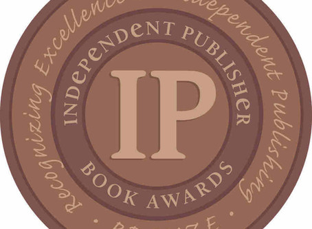 """Unmasked"" Wins ""IPPY"" Award"