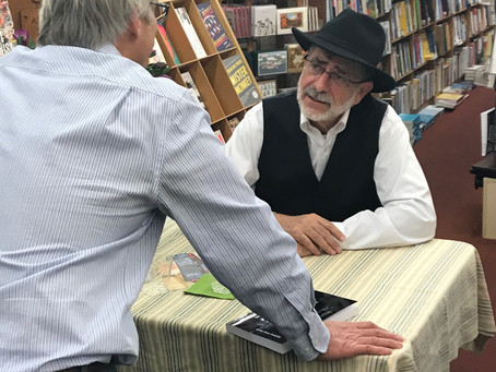 """Fedora"" Mystery Reading Draws a Crowd"
