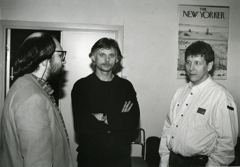 Mosnes, Eicher e Konshaugh