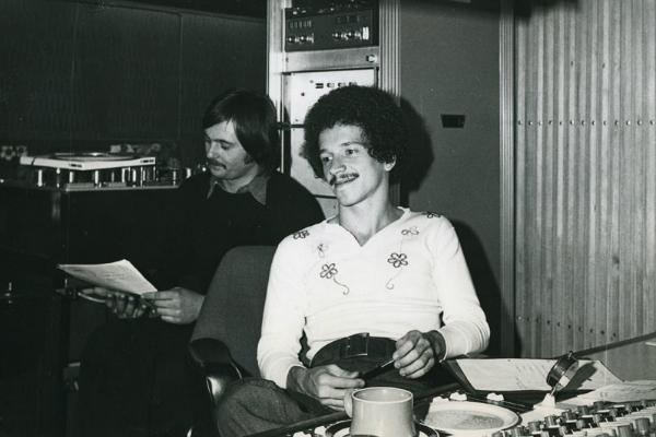Keith Jarrett e Manfred Eicher