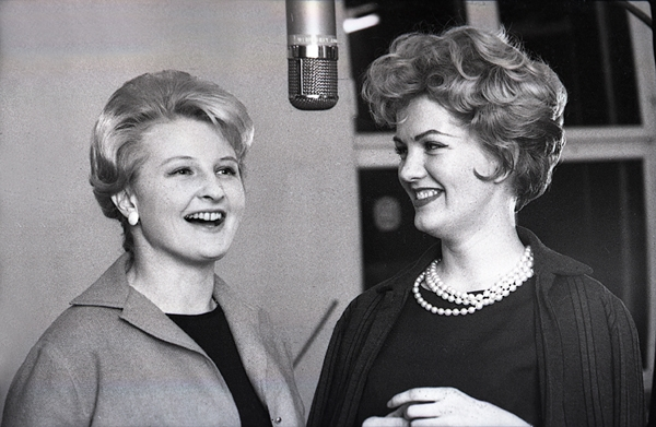 Karin Krog e Laila Dalseth