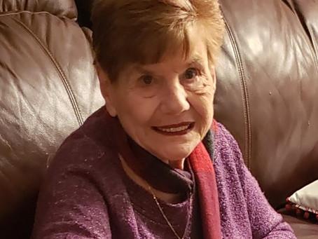 Gina Megquier 1934-2020