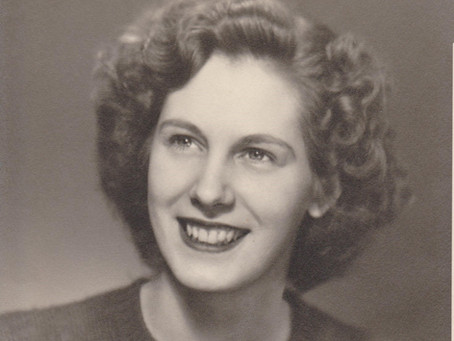 Lois Esther Woodin 1926-2021