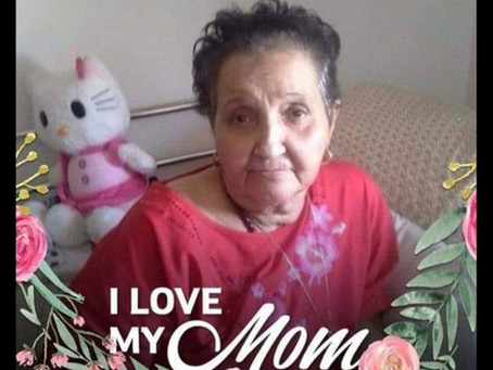 Epifania Flores Rivera 1946-2021