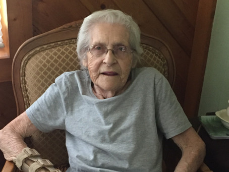 Kathleen F. Olding 1935-2021