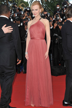 Nicole Kidman Cannes 2012 Lanvin
