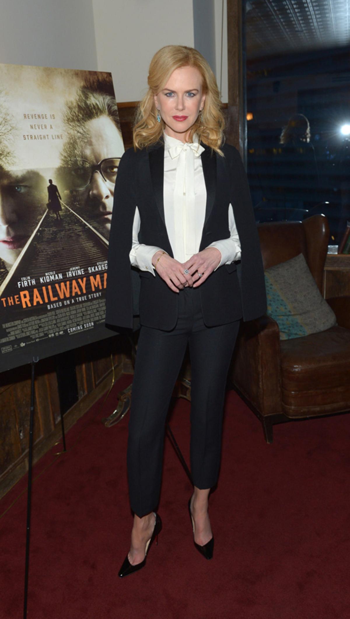 Nicole Kidman Railway Man Premiere 2014 Valentino_V2