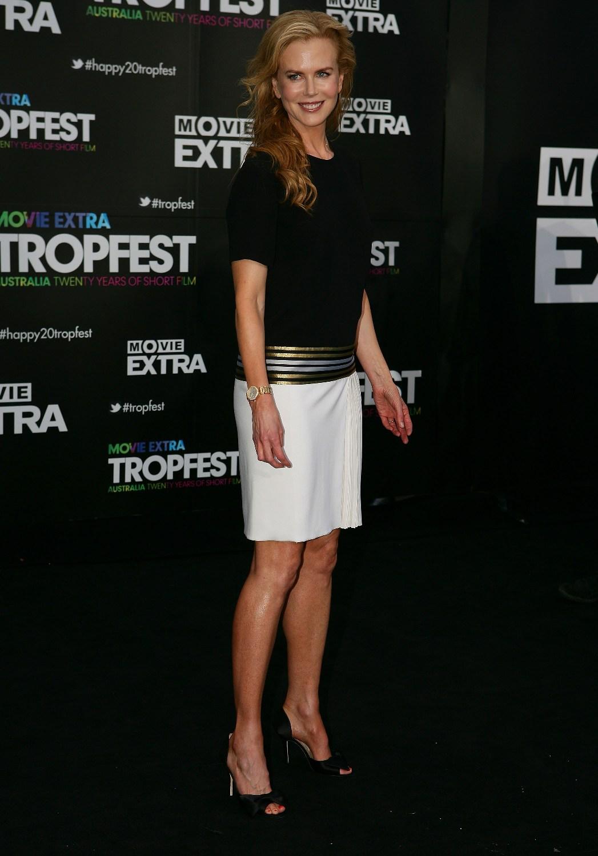 Nicole Kidman Tropfest 2012 Gucci
