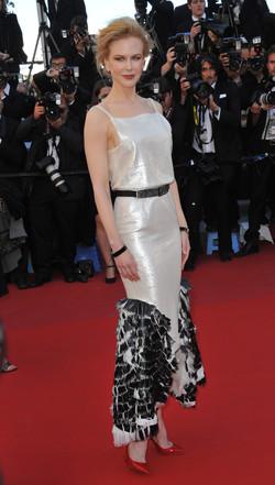 Nicole Kidman Cannes 2013 Chanel