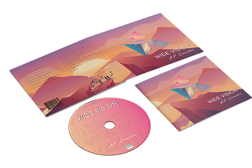 Wide Vision - CD Edition