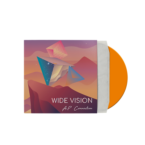 Wide Vision - Double Colored Vinyl - Limited Edition