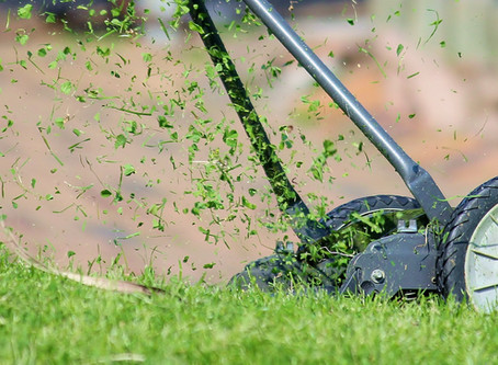 5 TIPS FOR EXTERIOR HOME MAINTENANCE