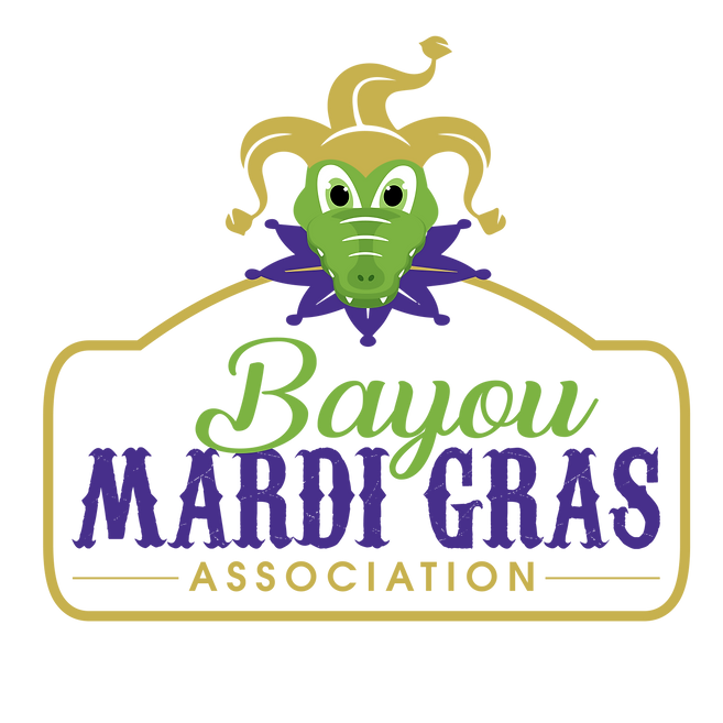 Bayou Mardi Gras Association_NEW LOGO-01